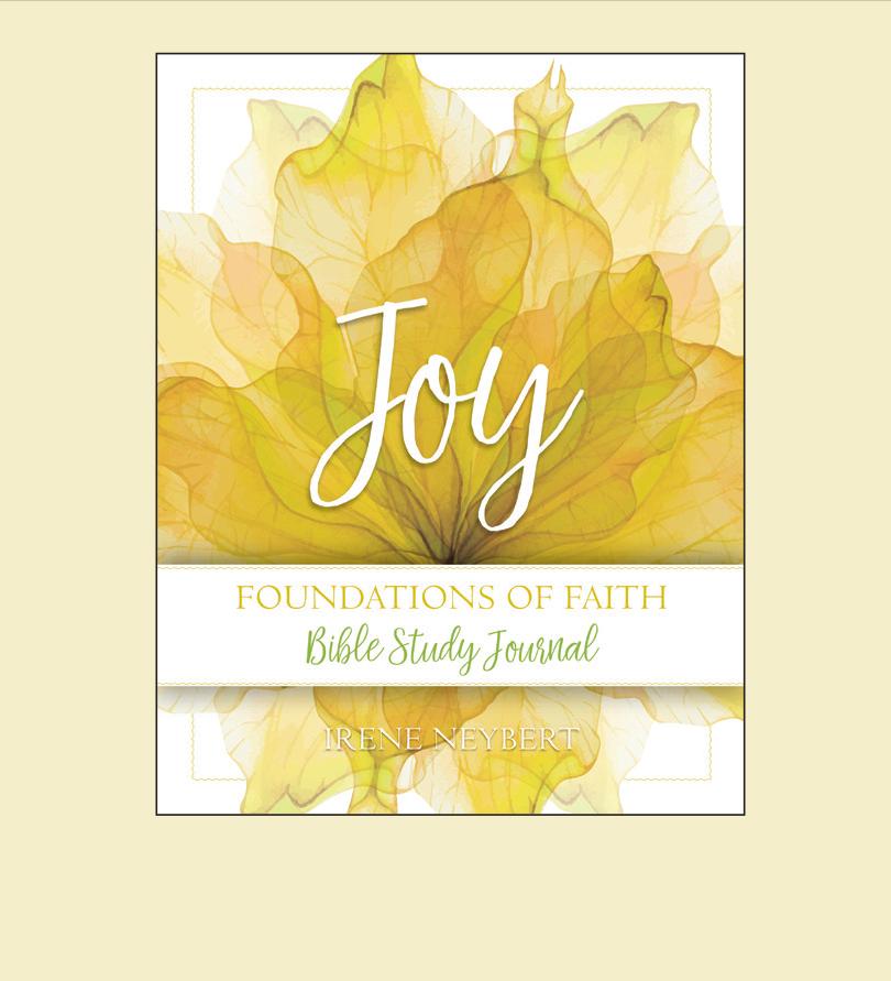Joy: Foundation of Faith - Bible Study Journal