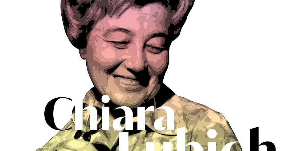 Vernisáž výstavy ke 100. výročí narození Chiary Lubichové