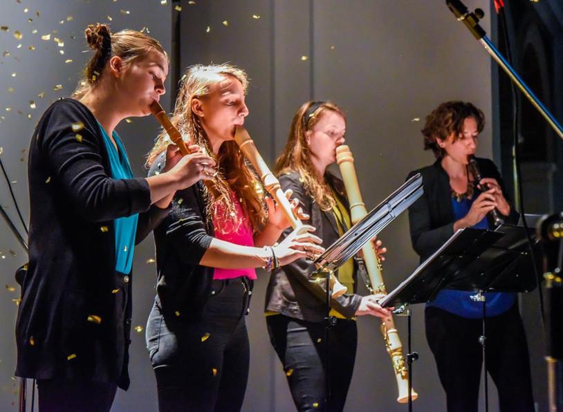 Flautas de Colores