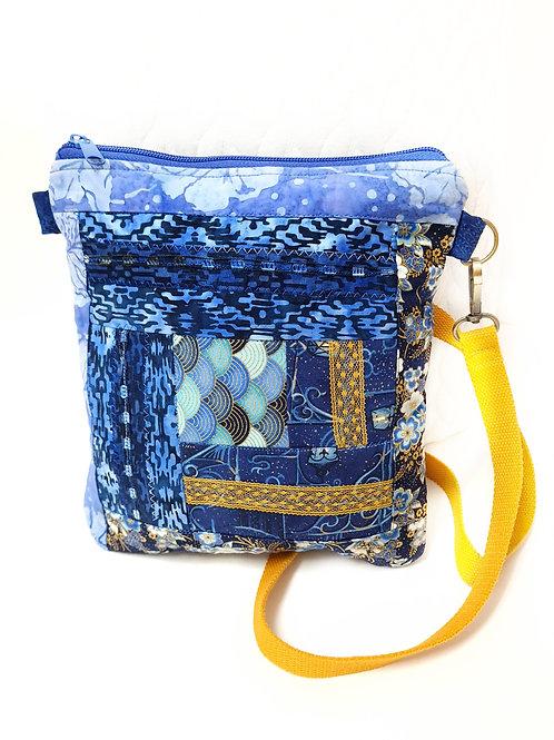תיק צד-סידרה כחול-7