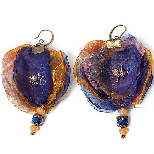 תכשיטים מעוצבים-עגילי אורגנזה-9