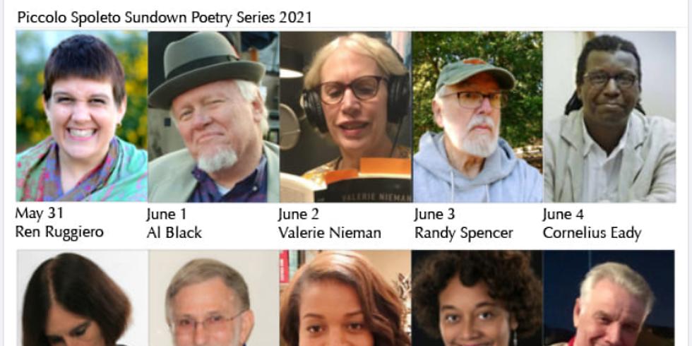 Piccollo Spoleto Sundown Poetry Series