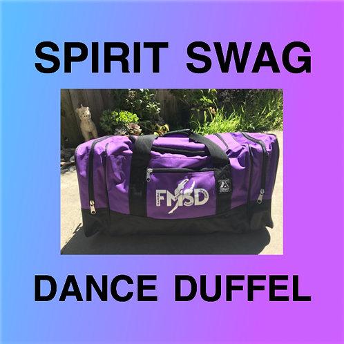 Duffel Bag +CUSTOM *Dancer Name*