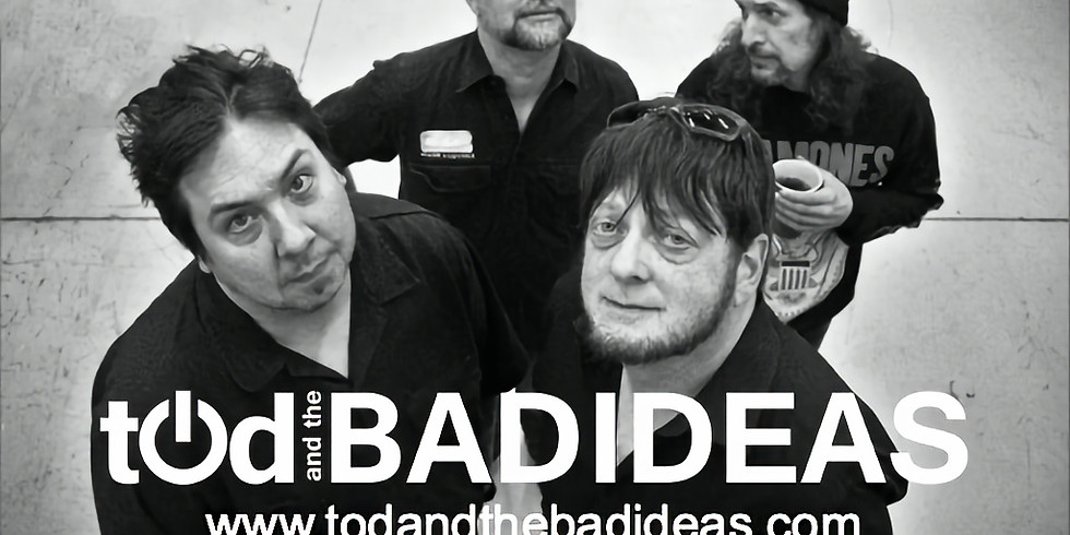 tOd and the Bad Ideas Westside Bowl Debut with Wastoidz