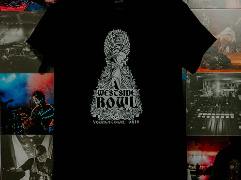Blessed Mother of the Tenth Frame T-Shirt