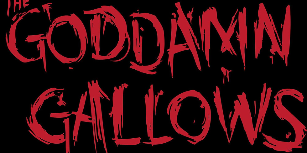 The Goddamn Gallows with Psycho Charger/The Cheats/The Most Beautiful Losers