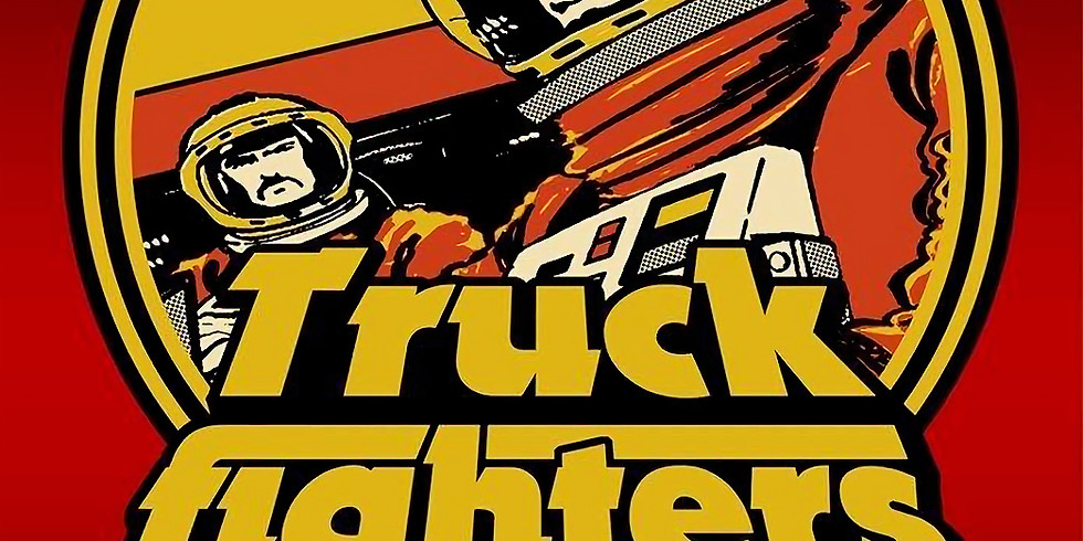 Truckfighters, Valley Of The Sun, Wild Wings, Nodge