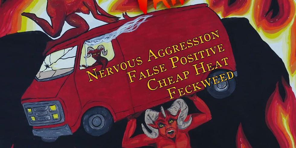 Hell Van soundtrack release show