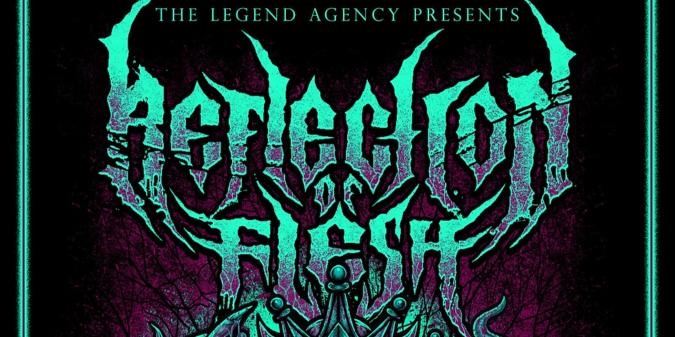 Reflection of Flesh/ Blood of Angels / Fury in Few