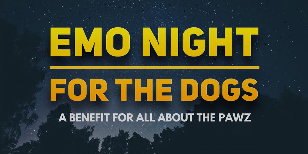 Emo Night for the Dogs with Fuzz Aldrin