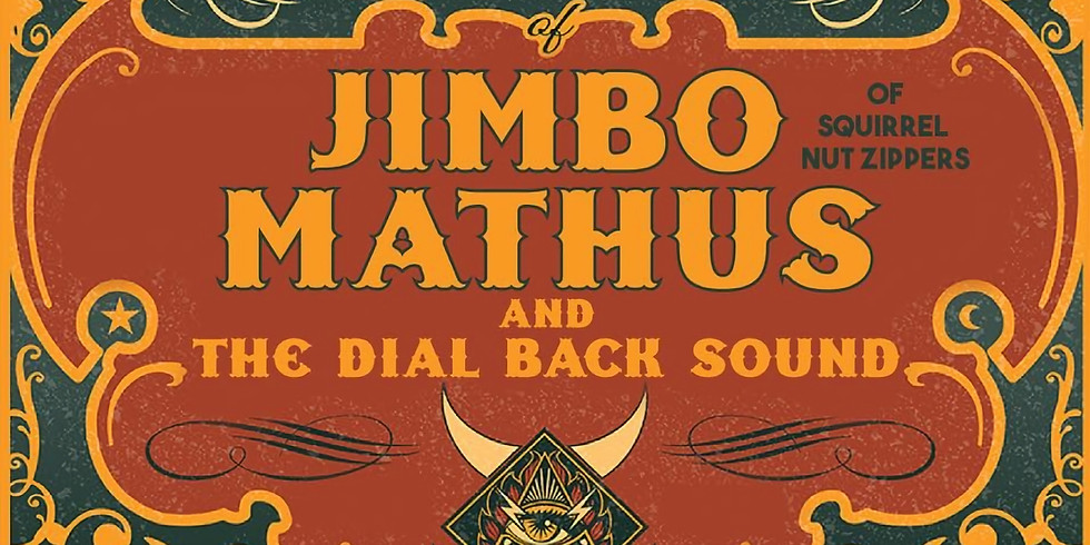Jimbo Mathus and the Dial Back Sound with Ray Flanagan