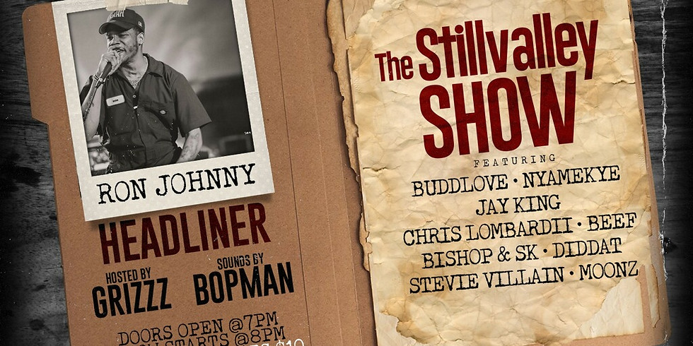 Westside Bowl & The Great Outdoors present The Stillvalley Show