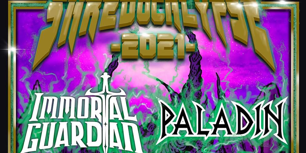 Immortal Guardian / Paladin / Grave Next Door