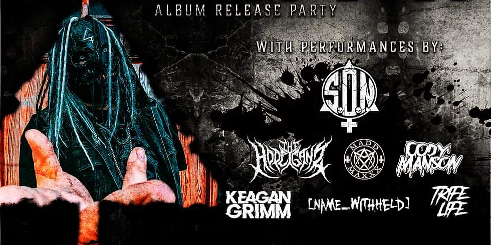 GRANT US EYES RELEASE PARTY