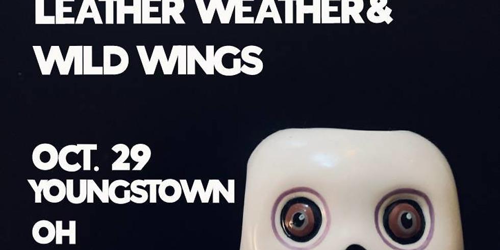Kal Marks / Black Static Eye / Leather Weather / Wild Wings
