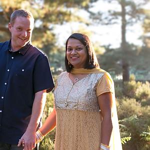 Sharmila & Scott Couple Photography