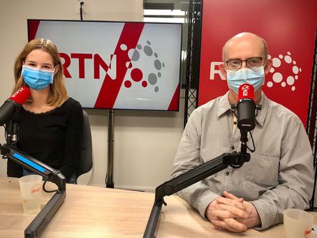 En direct à la radio RTN