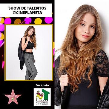 Live Show de Talentos Estrelas dia 11/06