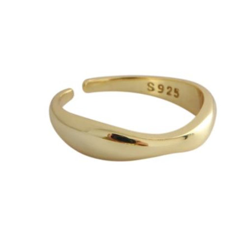 G2-WAVE RING(ALSO IN SILVER)