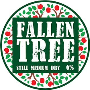 Hungerford Pk - Fallen Trees Cider (6.0% Med/Dry) 20Ltr
