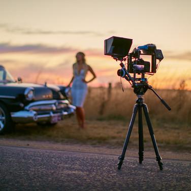 Little Love Video Shoot