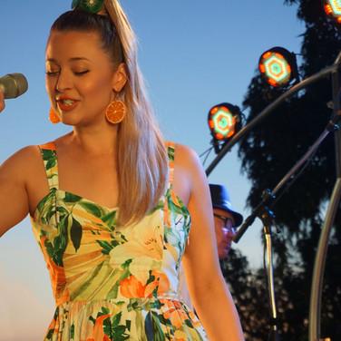 Sunset Jazz Gig With Bluetone Assembly - Darwin