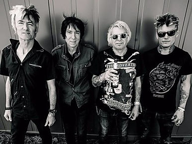 UK Subs @ Rock Hard Studios - Professional Pro Tools HDX Recording Studio Blackpool Lancashire. Neve Preamps, Neumann U87 Microphone, 1300 Sq Ft of acoustic spaces. Bands, Singers & Artists.