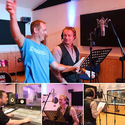 Great session yesterday with former Coronation Street actor Sean Wilson