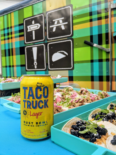 taco truck + taco trailer - Trail Break taps + tacos