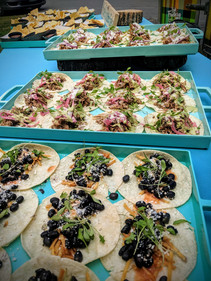 taco trailer catering done right - Trail Break taps + tacos