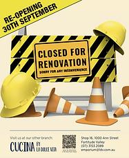 LDV Milton Renovation Notice.png