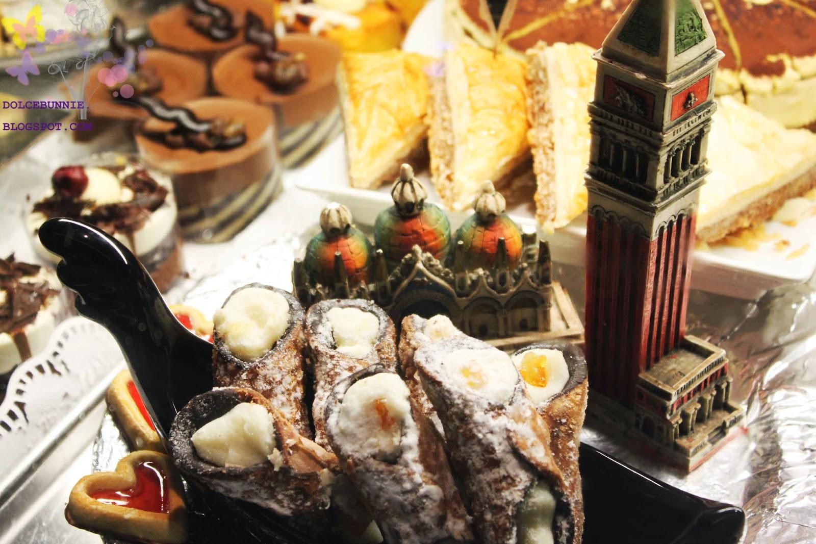 LaDolceVita Desserts