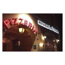 Pizza et Menu