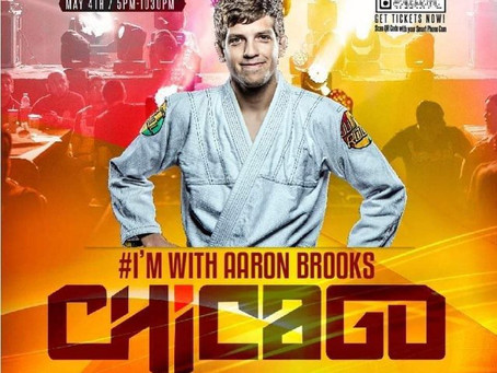 Hey everyone I'll be off this Saturday. I'll be supporting my friend Aaron Brooks at his tournament.