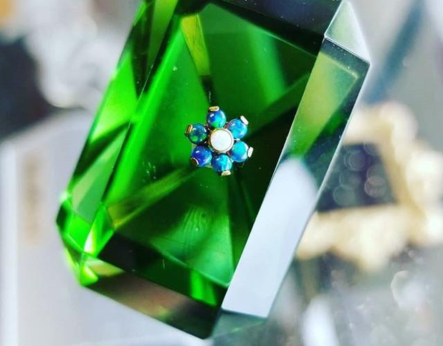 Love when someone picks beautiful jewelr