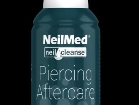 Neilmed piercing spray