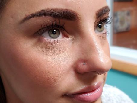 1.5m nose piercing