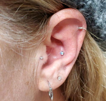 Free piercing winner