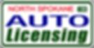 North Spokane Auto Licensing DMV