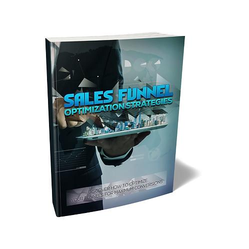 Sales Funnel Optimization Strategies - Ebook