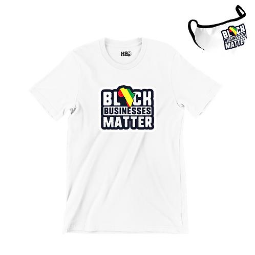 Black Businesses Matter T-Shirt/Mask