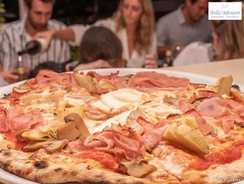 🇩🇴 Pizza Capricciosa 🍕. Ven y descubr