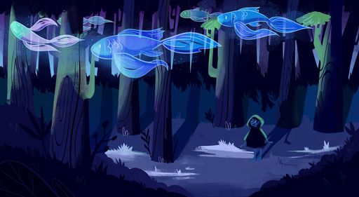 Forest of Magic