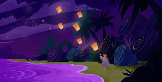 Lantern of Wishes