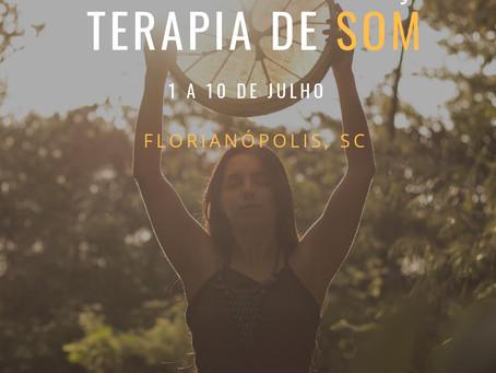 FORMAÇÃO TERAPIA DE SOM SC