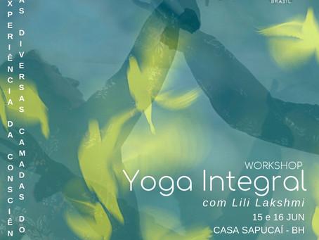 WORKSHOP YOGA INTEGRAL