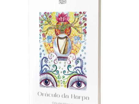 Lançamento do Livro: Oráculo da Harpa