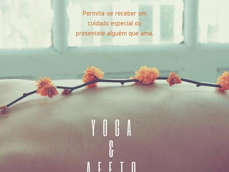 PROMOÇÃO YOGA & AFETO