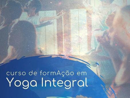 FORMAÇÃO YOGA INTEGRAL - O1 NOV