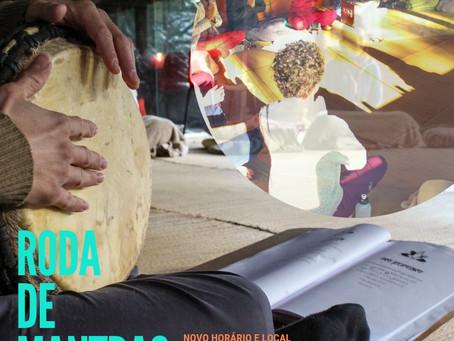 RODA DE MANTRAS